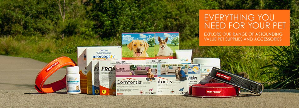 pet supplies online