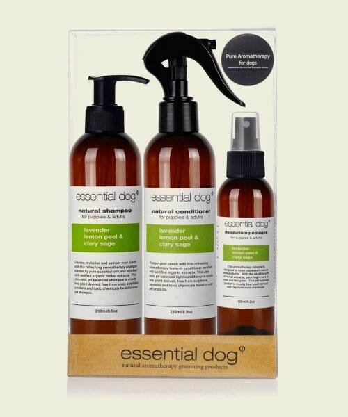Lavender Lemon and Sage for Puppies and Adults Gift Pack